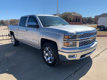 2014_Chevrolet_Silverado 1500_CREWCAB 143.5''LTZ,BUCKET SEATS,BCK-CAM,BLUETOOTH,_ Euless TX