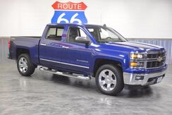 2014_Chevrolet_Silverado 1500_1 OWNER! LTZ 'LEATHER LOADED! Z-71 OFF ROAD 4WD! CHROME WHEELS! PRICED AT A STEAL!!_ Norman OK