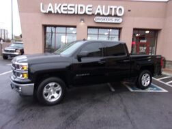 2014_Chevrolet_Silverado 1500_1LT Crew Cab 4WD_ Colorado Springs CO
