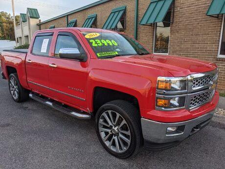 2014 Chevrolet Silverado 1500 1LT Crew Cab 4WD Knoxville TN