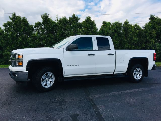2014 Chevrolet Silverado 1500 1LT Double Cab 4WD Richmond IN