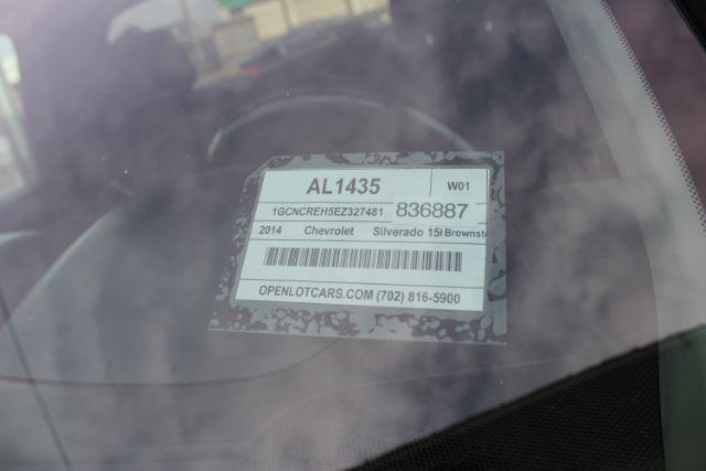 2014 Chevrolet Silverado 1500 1LT Regular Cab 2WD Las Vegas NV