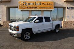 2014_Chevrolet_Silverado 1500_1LZ Crew Cab 2WD_ Las Vegas NV