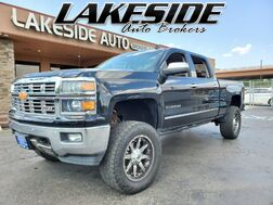 2014_Chevrolet_Silverado 1500_1LZ Crew Cab 4WD_ Colorado Springs CO