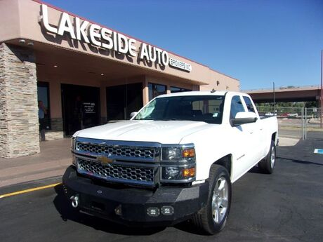 2014 Chevrolet Silverado 1500 2LT Double Cab 2WD Colorado Springs CO