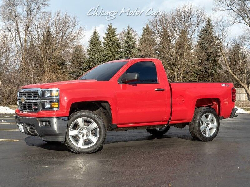 2014_Chevrolet_Silverado 1500_2LT Pickup_ Chicago IL