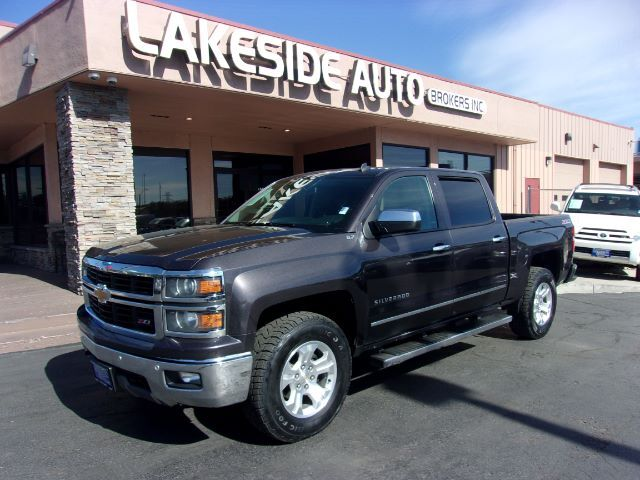 2014 Chevrolet Silverado 1500 2LZ Crew Cab 4WD Colorado Springs CO