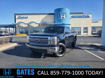 2014_Chevrolet_Silverado 1500_4WD Double Cab 143.5 LT w/1LT_ Richmond KY