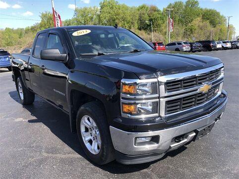 2014_Chevrolet_Silverado 1500_4WD LT_ Evansville IN