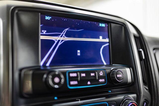2014 Chevrolet Silverado 1500 4x4 Crew Cab LTZ Z71 Leather Roof Nav BCam Red Deer AB