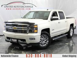 2014_Chevrolet_Silverado 1500_6.1L Ecotec3 V8 Engine 4X4 High Country w/ Navigation, Bluetooth Connectivity, Power Sunroof, Bose Premium Sound System, Driver Alert Package, 8inch Touchscreen_ Addison IL