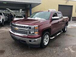 2014_Chevrolet_Silverado 1500 Crew Cab_LT 4WD_ Cleveland OH