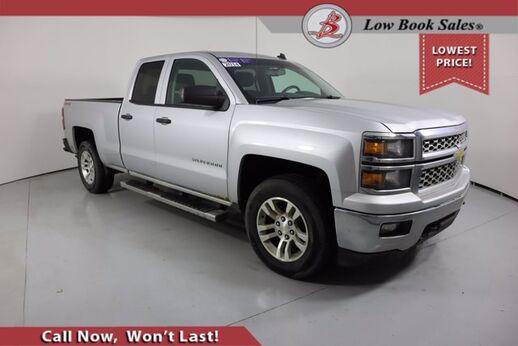 2014_Chevrolet_Silverado 1500_DOUBLE CAB 4X4 LT_ Salt Lake City UT