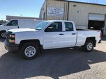 2014 Chevrolet Silverado 1500 Double Cab 4x4 Pickup Work Truck