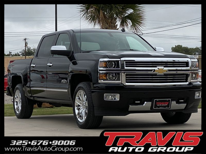 2014 Chevrolet Silverado 1500 HIGH COUNTRY Abilene TX