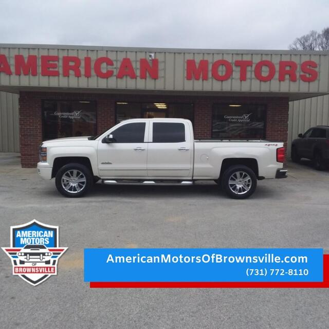 2014 Chevrolet Silverado 1500 High Country Brownsville TN