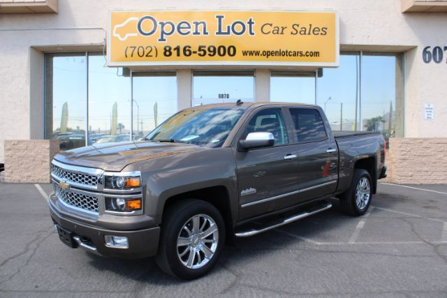 2014 Chevrolet Silverado 1500 High Country Crew Cab 4WD Las Vegas NV