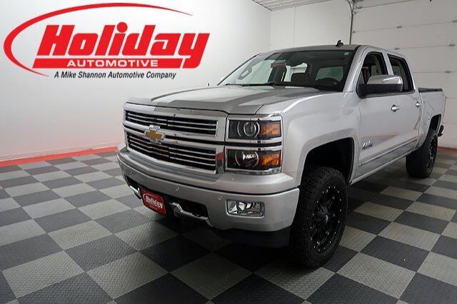 2014 Chevrolet Silverado 1500 High Country Crew Cab 4x4 Fond du Lac WI
