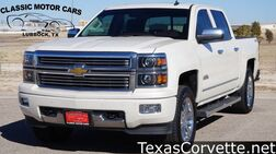 2014_Chevrolet_Silverado 1500_High Country_ Lubbock TX