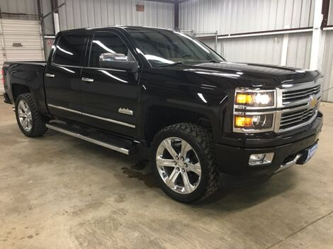 2014_Chevrolet_Silverado 1500_High Country_ Mission TX