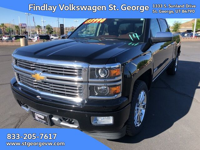2014 Chevrolet Silverado 1500 High Country St. George UT