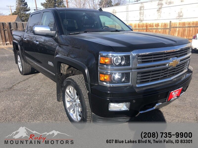 2014 Chevrolet Silverado 1500 High Country Twin Falls ID