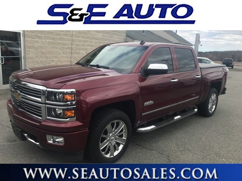 2014 Chevrolet Silverado 1500 High Country Weymouth MA