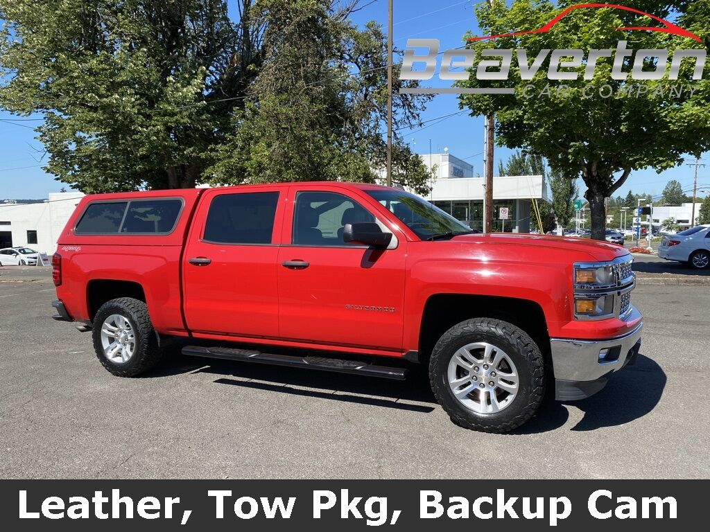 2014 Chevrolet Silverado 1500 LT Beaverton OR