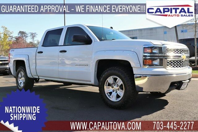 2014 Chevrolet Silverado 1500 LT Chantilly VA