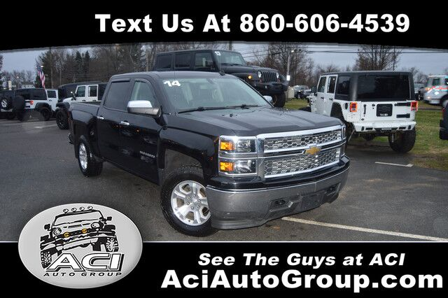 2014 Chevrolet Silverado 1500 LT East Windsor CT