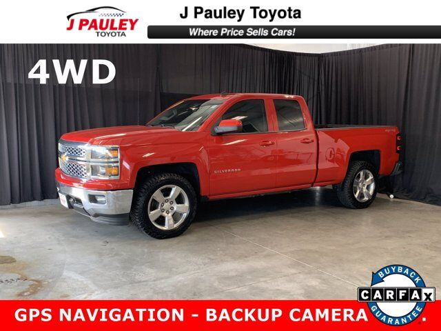 2014 Chevrolet Silverado 1500 LT Fort Smith AR