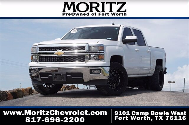 2014 Chevrolet Silverado 1500 LT Fort Worth TX