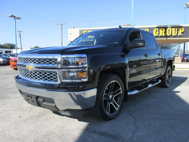 2014 Chevrolet Silverado 1500 LT Dallas TX