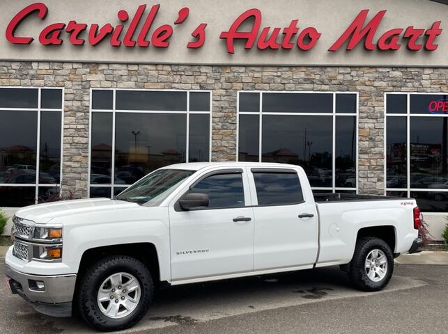 2014 Chevrolet Silverado 1500 LT Grand Junction CO