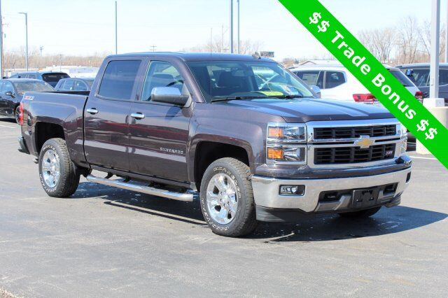 2014 Chevrolet Silverado 1500 LT Green Bay WI