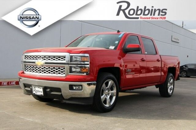 2014 Chevrolet Silverado 1500 LT Houston TX