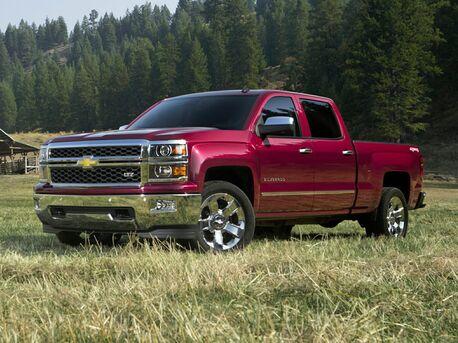 2014_Chevrolet_Silverado 1500_LT LT1_ Salisbury MD