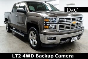 2014_Chevrolet_Silverado 1500_LT LT2 4WD Backup Camera_ Portland OR