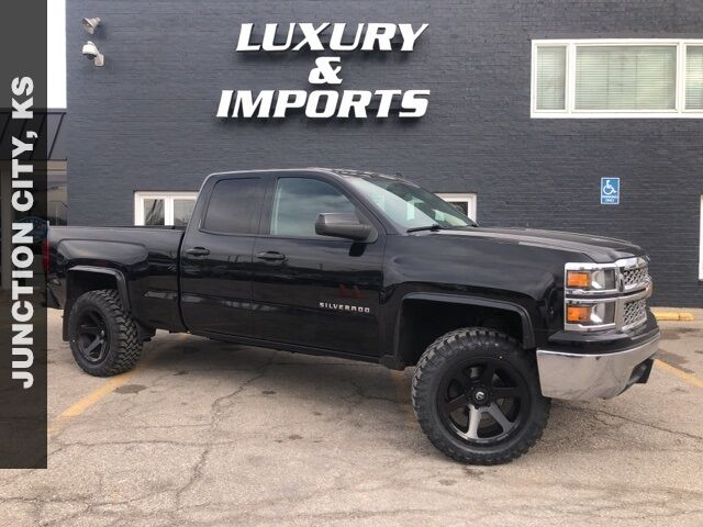 2014 Chevrolet Silverado 1500 LT Junction City KS