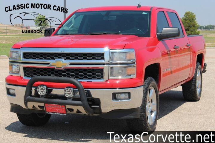 2014 Chevrolet Silverado 1500 LT Lubbock TX