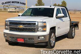 2014_Chevrolet_Silverado 1500_LT_ Lubbock TX