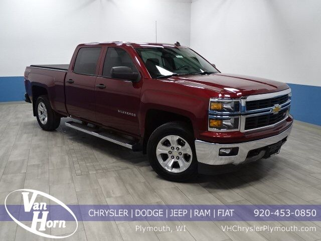 2014 Chevrolet Silverado 1500 LT Milwaukee WI