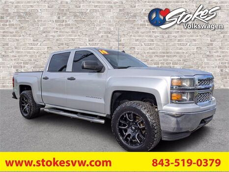 2014_Chevrolet_Silverado 1500_LT_ Aiken SC