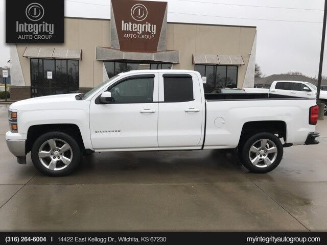 2014 Chevrolet Silverado 1500 LT Wichita KS