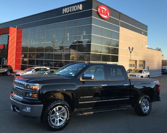 2014 Chevrolet Silverado 1500 LTZ Hackettstown NJ