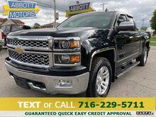 2014_Chevrolet_Silverado 1500_LTZ Double Cab 4WD Heated Leather Warranty+_ Buffalo NY
