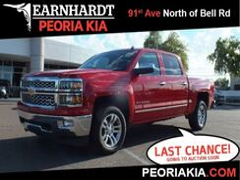 2014_Chevrolet_Silverado 1500_LTZ_ Peoria AZ