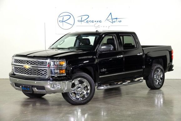 2014_Chevrolet_Silverado 1500_LTZ Plus Pkg Navigation BackUp Camera Htd/AC Bucket Seats_ The Colony TX