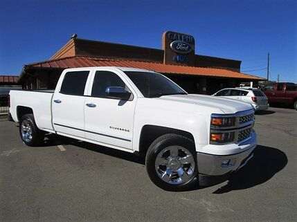 2014_Chevrolet_Silverado 1500_LTZ_ Prescott AZ
