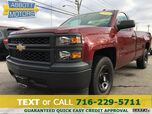2014 Chevrolet Silverado 1500 Reg Cab 2WD Long Bed